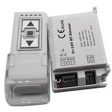 DM015 High Voltage LED RF Dimmer  1 Channel 0-10V 1CH Trailing Edge Dimming 3 Key with Remote Control AC110V 220V