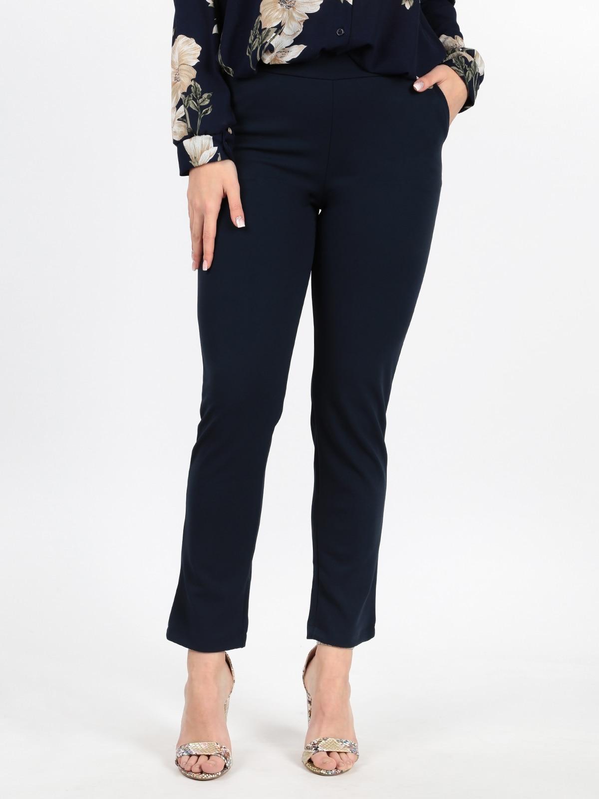 Classic Trousers Women Plus Size