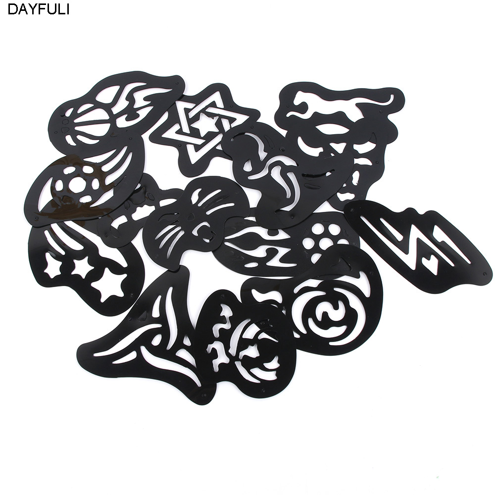 Buy Hair Tattoo Stencils And Get Free Shipping On Aliexpress
