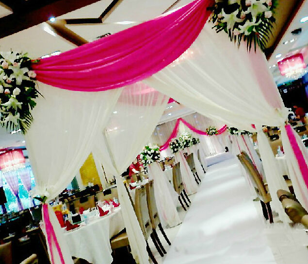Wholesale wedding arch square pavilion backdrop curtains wedding wholesale wedding arch square pavilion backdrop curtains wedding decoration props free shipping junglespirit Image collections