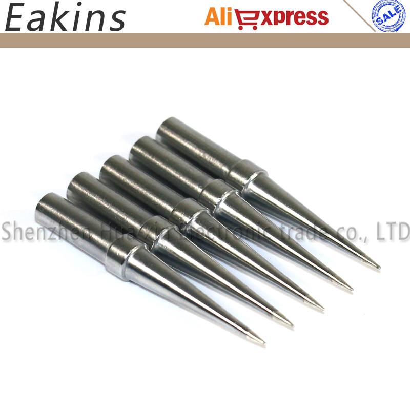 5/pcs Lead Free High Quality <font><b>Soldering</b></font> Tip Station <font><b>Iron</b></font> Tip <font><b>soldering</b></font> station Tip for <font><b>Weller</b></font> WES51,WESD51,PES51 ETS image