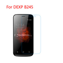 3-pack 9 H screen protector Voor DEXP B245, Ixion ML150 Amper M, 245,250,350,450, MS155, MS250, MS255, MS450, MS550, MS650,(China)
