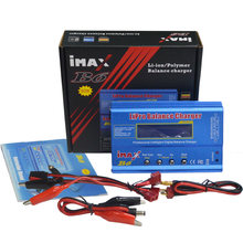 IMAX B6 80 W 6A Digitale RC Accu Balans Lader Ontlader 50 W 5A Optioneel voor 1-6 s lipo life NiMh Li-Ion Ni-Cd(China)