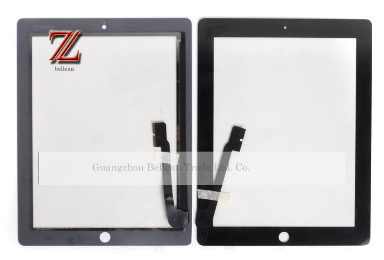 for ipad 3 touch New and original (General for ipad 3 gift screen protector 30pcs free shipping fedex