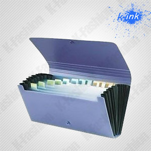 Expanding File With Flap , Business Expanding Folder With Handle, File Folder Filling Documents , 100% Quality Guarantee
