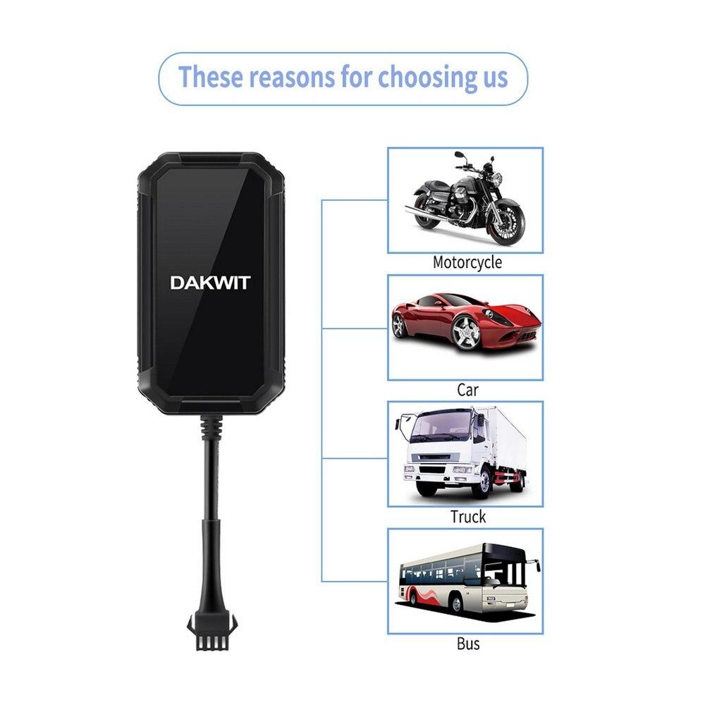 TK300 2G/3G voiture/véhicule/moto/camion traqueur GPS Mini traqueur GPS localisateur de dispositif de suivi en temps réel