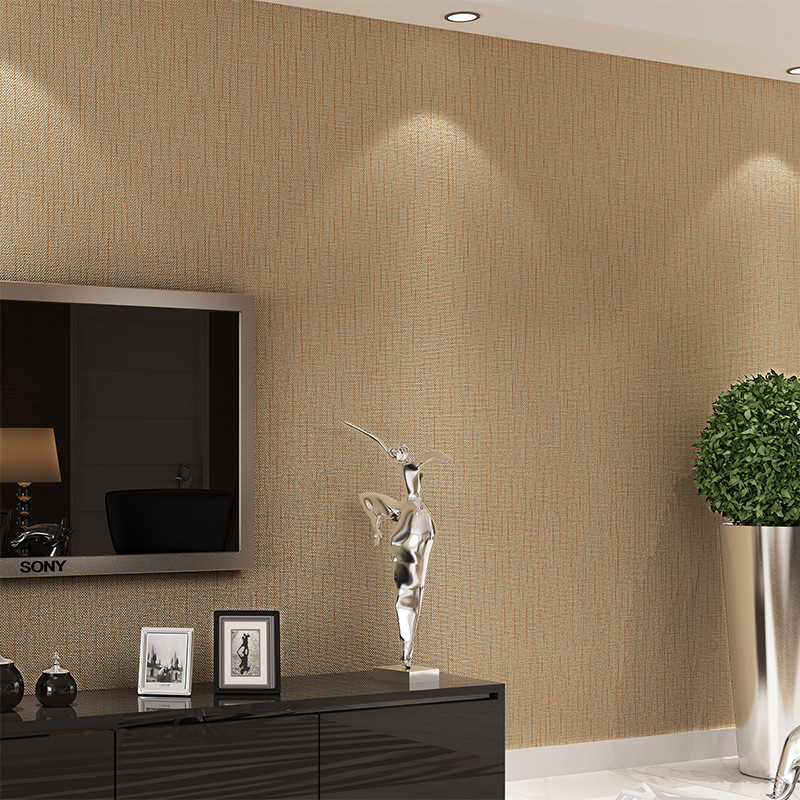 beibehang minimalist Solid Plain Non-woven fabrics papel de parede 3D Wallpaper For Wall TV Room Bedroom Wall paper Home Decor мужские часы orient em6q00dl