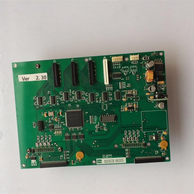 ThunderJet A1801 one head printer Print head Board  оборудование распределения электроэнергии saipwell 1801 csd 1801