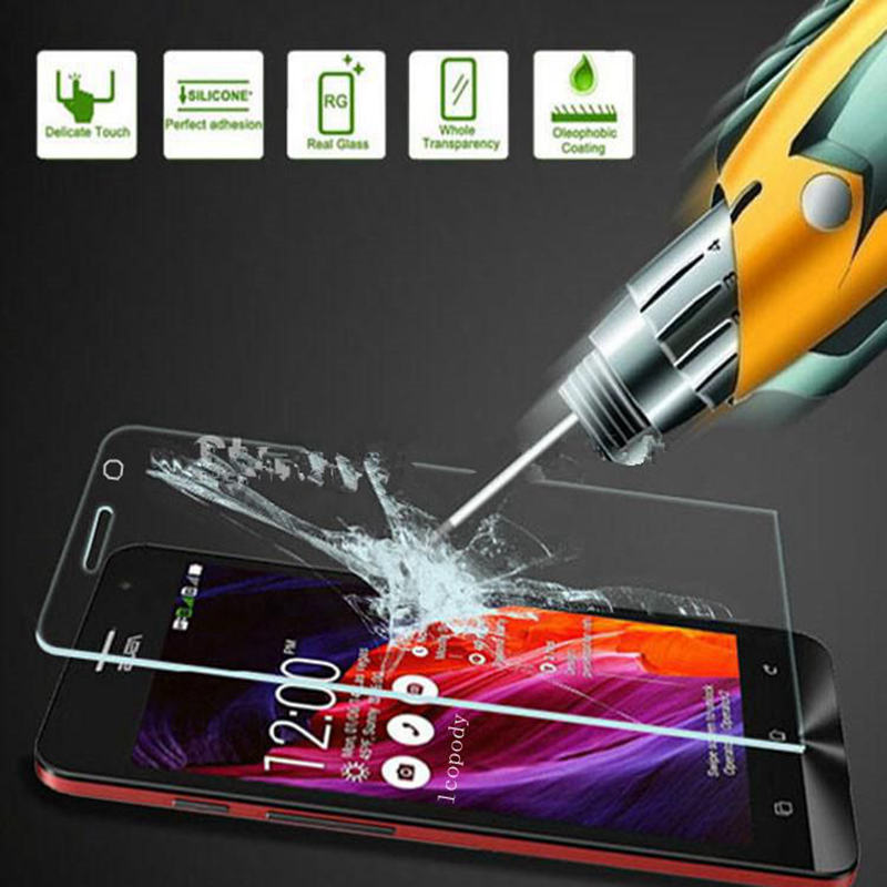 Tempered Glass For Asus ZenFone <font><b>2</b></font> LASER ZE500CL ZE551ML ZE550ML ZE550KL ZE551KL ZE500KL ZE500KG 550 <font><b>500</b></font> Screen Protector Film image