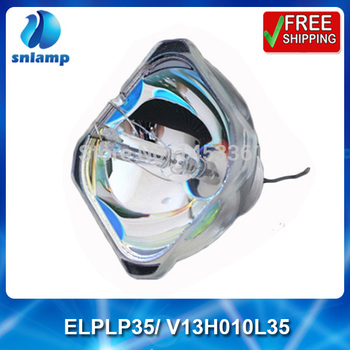 Snlamp 호환 ELPLP35/V13H010L35 베어 수은 램프 EMP-TW520 EMP-TW600 EMP-TW620 EMP-TW680
