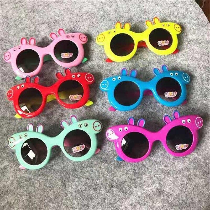 Energisch Cubojue Großhandel Kinder Sonnenbrille Cartoon Nette Sonnenbrille Für Kinder Jungen Mädchen Uv400 Coloful Mode Brillen Verkauf In Lot Volumen Groß