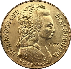 1804 Brazil coins COPY COINS(China)