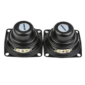 Image 5 - AIYIMA 2PC 2Inch Audio Speaker 53MM Full Range Speakers Bass 4 Ohm 10W Multimedia Audio Loudspeaker For DIY