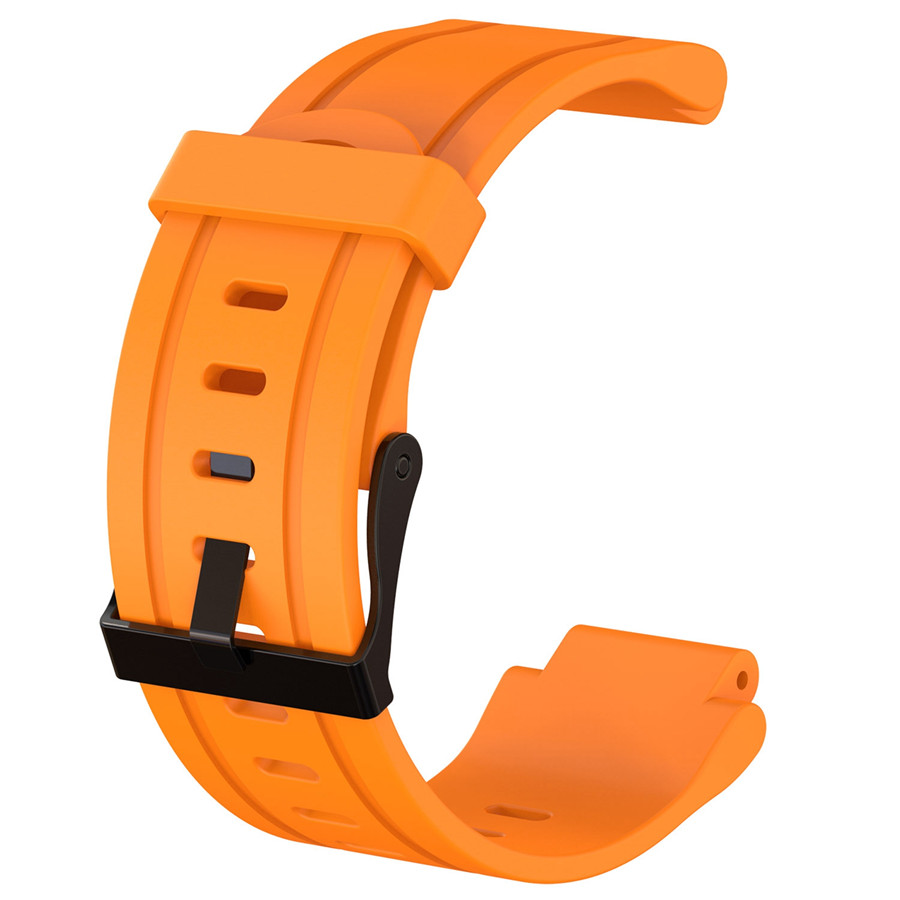 Sports Silicone Rubber Watch Band Strap For Garmin Forerunner 225 35 Putih Gps Running Watchbands Wrist Based Heart Rate Monitor In Smart Accessories From Consumer