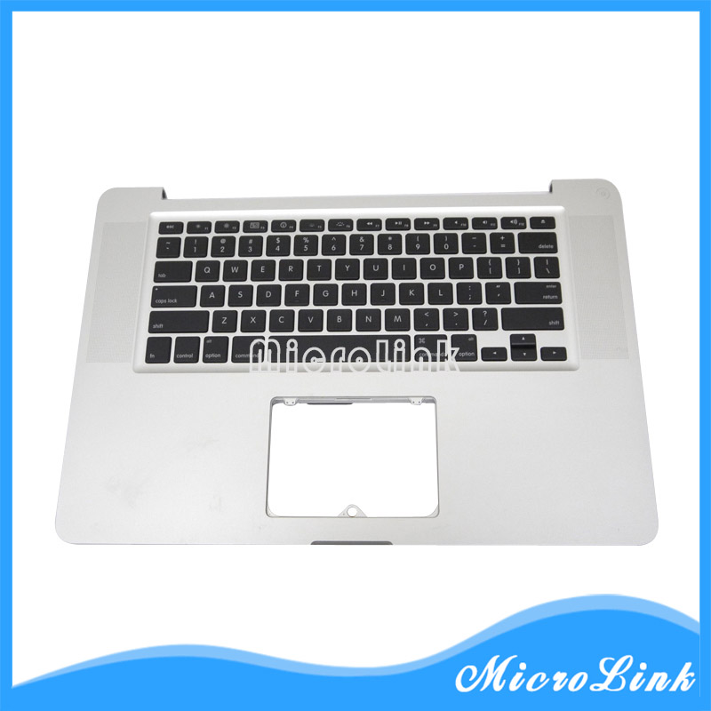 Replacement Topcase with US Keyboard for MacBook 15