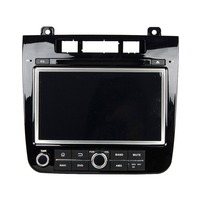 KLYDE 2 Din 8 Android 7 1 Car Multimedia Player For Volkswagen VW TOUAREG 2010 2014