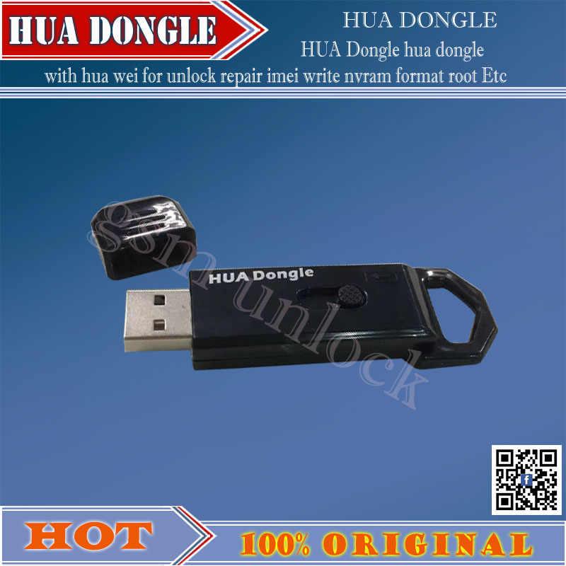 2018 The newest 100% original HUA Dongle hua dongle with hua