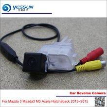 Yessun автомобиля обратный Камера для Mazda 3 Mazda3 M3 Axela hatchaback 2013 ~ 2015-вид сзади обратно парковка камера-высокое качество
