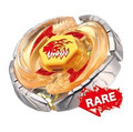 1PCS BEYBLADE METAL FUSION  SUPER RARE Beyblade Metal Fight BB60 Earth Virgo GB145BS  Without Launcher