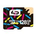 Memory Card LD Micro SD 128GB Class 10 SDXC UHS-1 Microsd Card