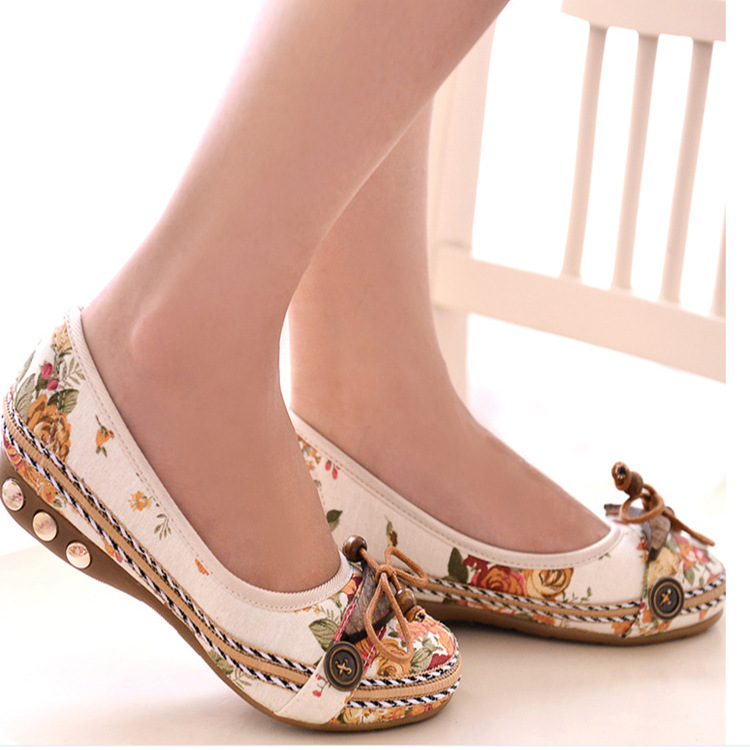 Spring and Autumn Flats for Women Flat heel Shoes Fashion