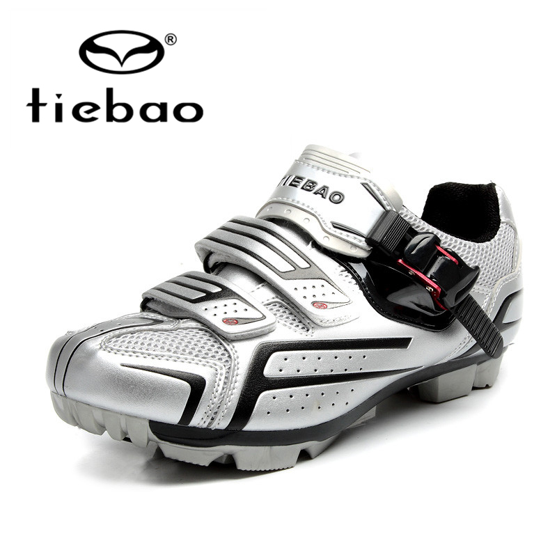 2017 NEW Tiebao Cycling Shoes Mountain Bicycle Bike Racing Shoes Unisex Outdoor Sport Self-Locking MTB Cycling Shoes