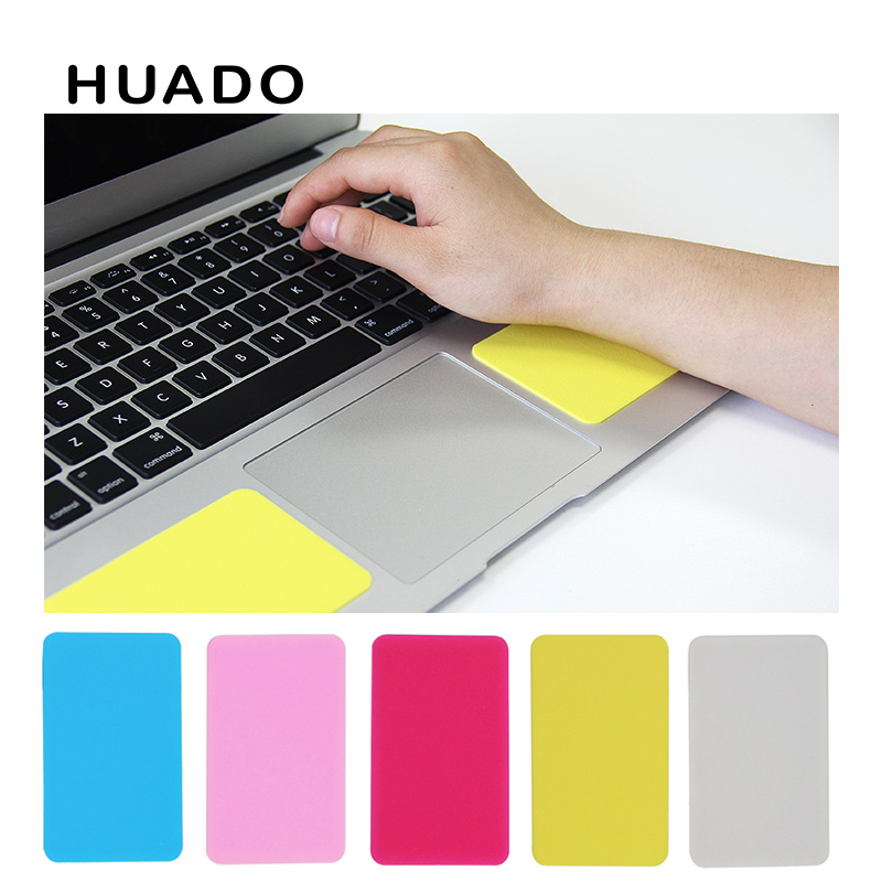 Silicone Material Wrist Pad for Laptop Comfortable Keyboard Wrist Rest Support Gaming Non Slip Notebook wrist mat for macbook/