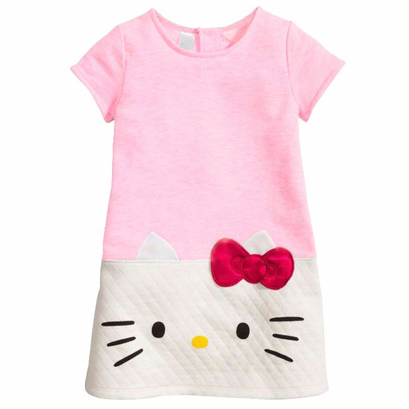 New Year Girls Clothes Christmas Girls dress Christmas dress for girl Princess Dress Baby Cotton Dress children clothing