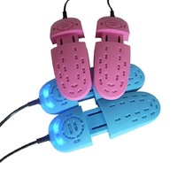 New High Quality Retractable Deodoriser Electric Ultraviolet Shoes Boot Glove Dryer Heater Dryer Shoes Dryer