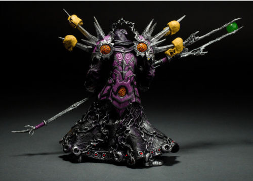 WOW WORLD OF UNDEAD WARLOCK NEW PVC ACTION FIGURE DOLL GIFT TOY STATUE