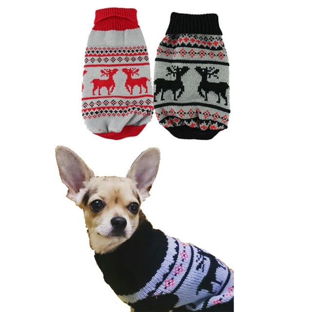 Haustier Hund Kleidung Winter chihuahua welpen katze für Kleine ...