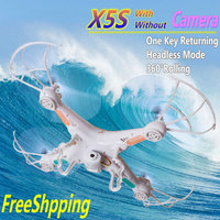 Topstar X5S X5 1 X5C 1 RC Drone 2 4G 4CH 6Axis Quadcopter Remote Control Helicopter