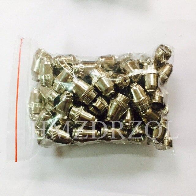 SG55 AG60 100 Uds consumibles KIT de consejos para soldador cortador de plasma antorcha 100PK