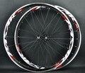 PASAK дорожный велосипед 700C герметичные подшипники ультра светильник колеса обода 11 скорость поддержка 1650 г 30 мм диски