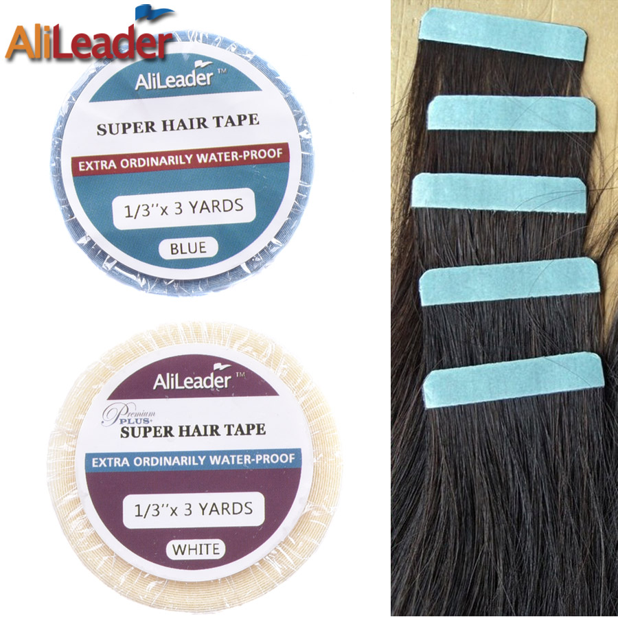 Alileader Ultra Hold Lace Front Glue Toupee Tape Strong