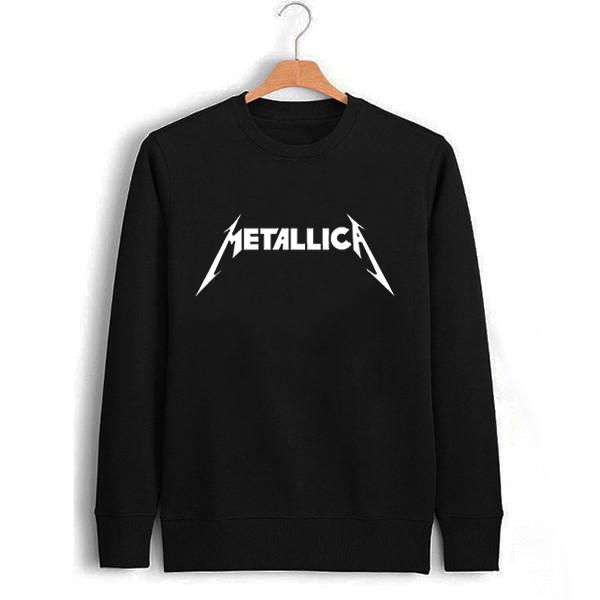 Metallica Sweatshirt 4