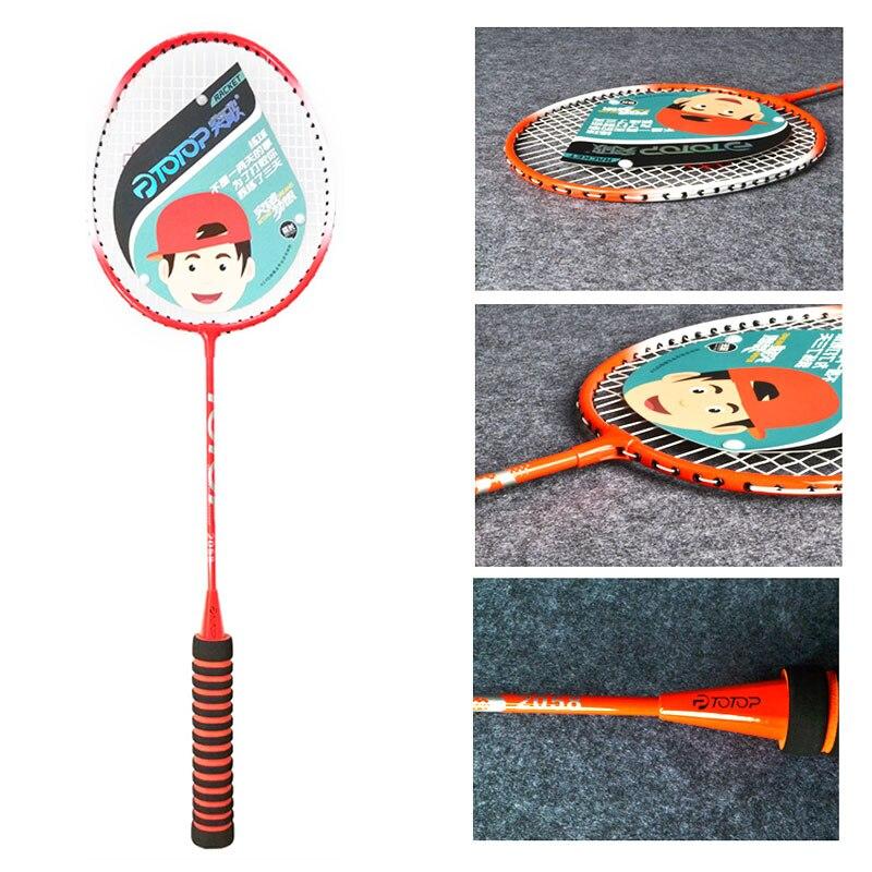 Movement Badminton Racket Lightweight Nylon Professional School