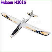 1pcs Original Hubsan H301S HAWK 5 8G FPV Profession Drones 4CH RC Airplane RTF With GPS