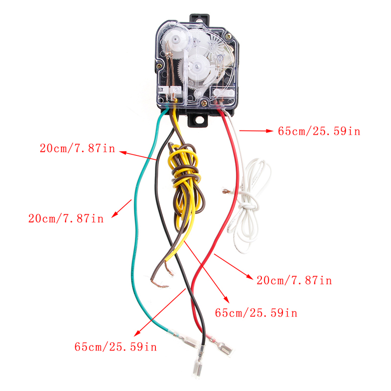 whirlpool washing machine timer wiring diagram 6 wire washing machine timer 90 degree central hole distance 68mm  6 wire washing machine timer 90 degree