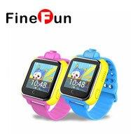 FineFun JM13 3G Smart Watch Camera GPS LBS WIFI Location Touch Screen Kids Wristwatch SOS Monitor