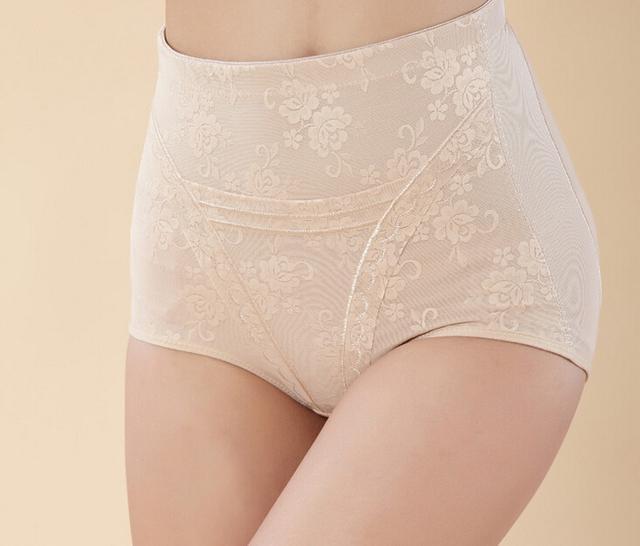 Sem Costura das mulheres Perna Trainer Cintura Calcinhas Controle Do Corpo Shaper Shapewear Tummy Cinturão Apoio Emagrecimento Calças Cueca