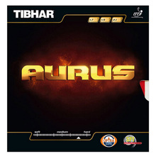 TIBHAR Table Tennis Rubber AURUS Germany spin speed pimples in with sponge ping pong tenis de mesa