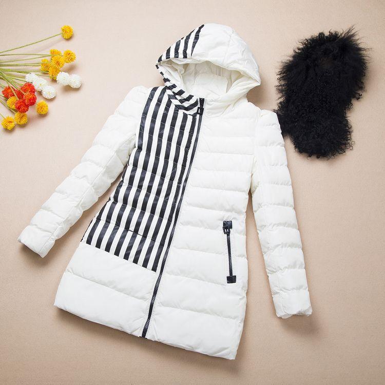 Mince Chaud Femme Veste Clothing112 Femmes Nouvelle De Manteau D'hiver Belle Bas Fourrure Parka White Épaissir Occasionnel Collier Hiver 1qxvPw