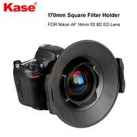 Kase Aluminum 170mm Square Filter Holder Support Bracket for Nikon AF 14mm f/2.8D ED Lens for 170x190 mm 170x170mm Filter