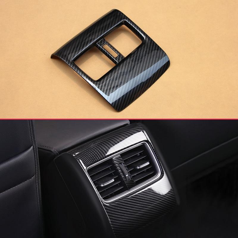 Rear Seat Armrest Air Vent Overlay For Honda Accord Hybrid