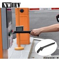 NWIEV Car Styling For BMW E90 F30 F10 Audi A3 A6 C5 C6 Hyundai i30 ix35 ix25 Card Taker Holder Tool Safety Hammer Accessories