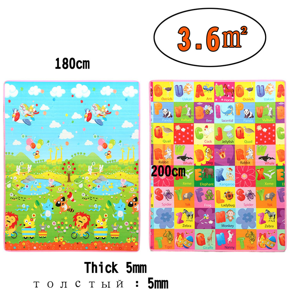 Baik kualitas! Meitoku Bayi Bermain Tikar anak Mainan Karpet untuk - Mainan balita - Foto 3