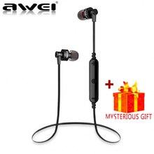 AWEI a990bl стерео Спорт Auriculares Bluetooth гарнитура для наушников в ухо бутон телефон беспроводной Беспроводной наушников Наушники вкладыши