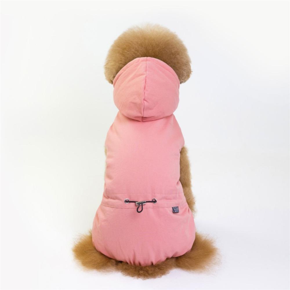 Cálido abrigo para cachorros y perros pequeños 1