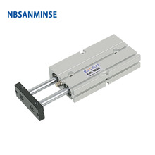 NBSANMINSE TN Bore 10mm Double Acting With Magnet Air Pneumatic Cylinder High Quality Parts